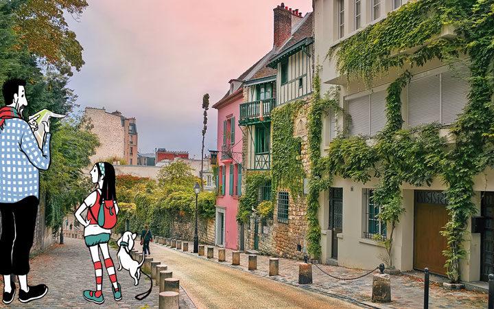 Nos adresses à Montmartre