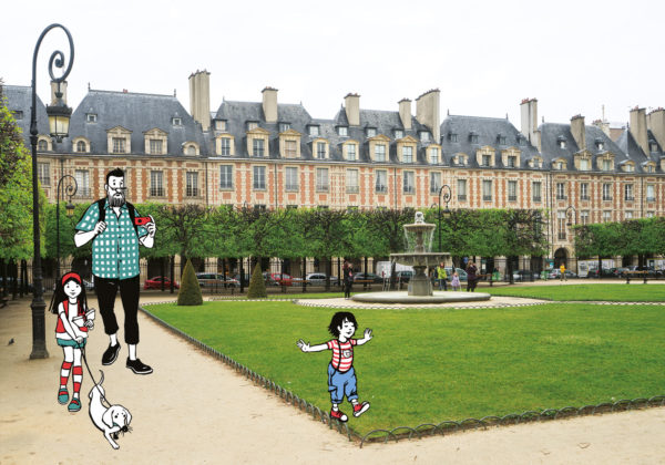 Bonnes adresses dans le Marais en famille par Tresor & co