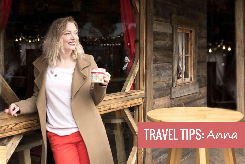 5 conseils pour profiter d'un voyage en famille : Anna Lockhart