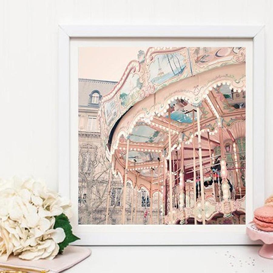 Photo carousel Hôtel de Ville à Paris